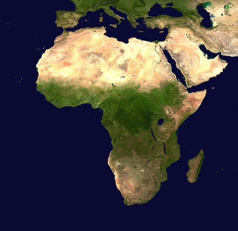 Cartina Africa In Italiano.Africa Ecco Dove Si Parla Ancora L Italiano