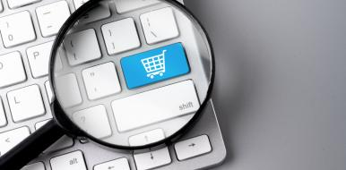 Shopping online internazionale
